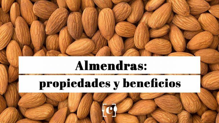 PROPIEDADES DE LA ALMENDRA COMO EMPACARLA